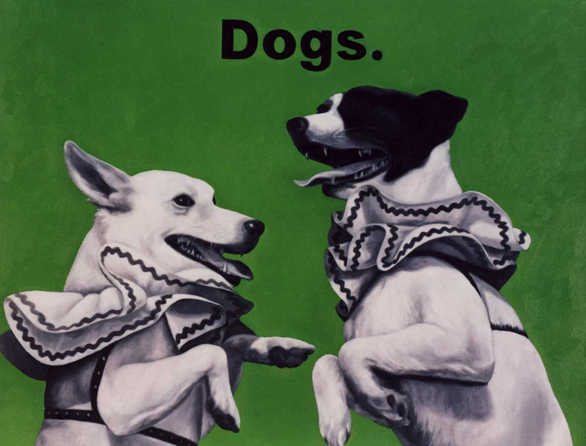 Dogs. - Richard Moon
