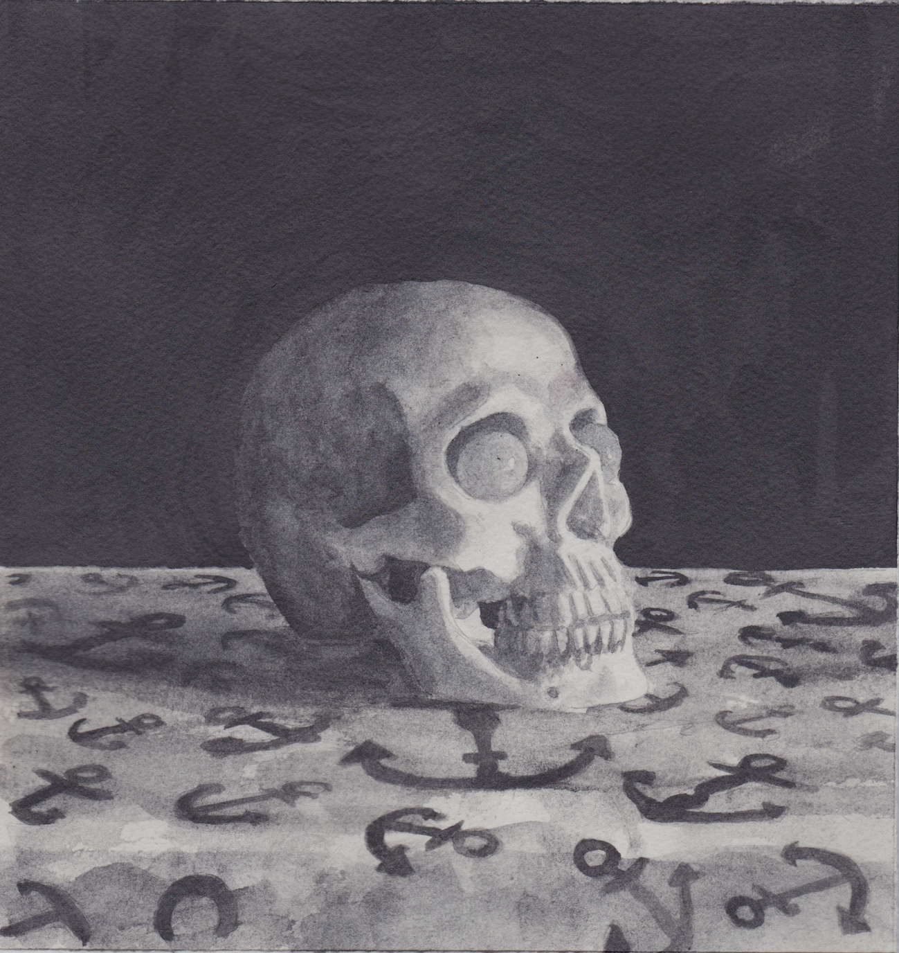 Sailor's Skull - Richard Moon