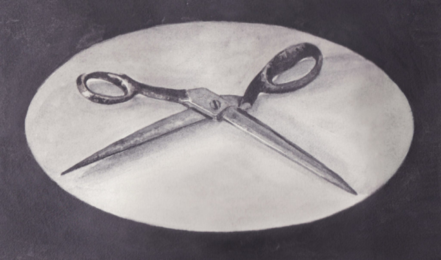 Scissors - Richard Moon